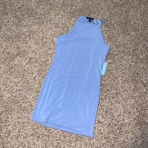 Bodycon Periwinkle Dress